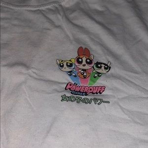 Powderpuff Girls T-Shirt Size M
